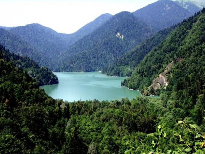 Где лучше всего отдыхать в Абхазии