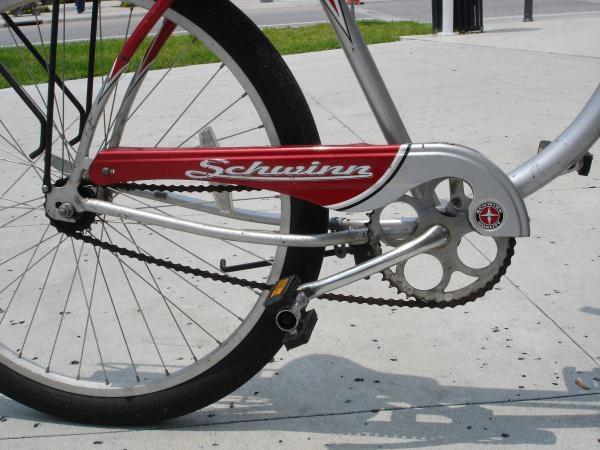 Как заменить заднее колесо на велосипеде