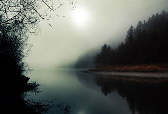 А может, она такая, река Смородина…