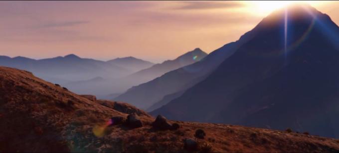 Красивые пейзажи в современных видеоиграх