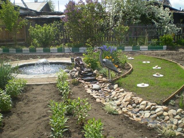 Доступ к воде облагораживает почву
