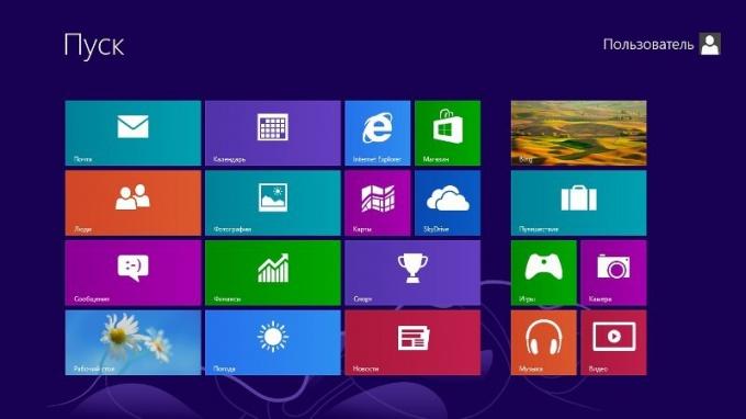 """Как открыть """"Мои документы"""" в Windows 8"""