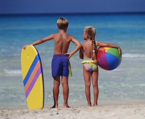 Как отдохнуть в Греции с ребенком
