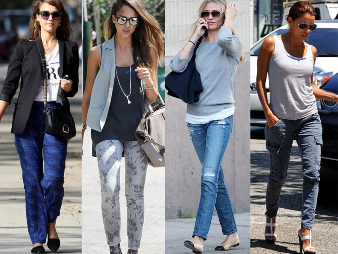 Как придерживаться городского стиля в одежде