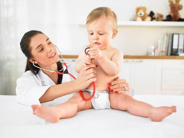 Вредны ли прививки грудным детям