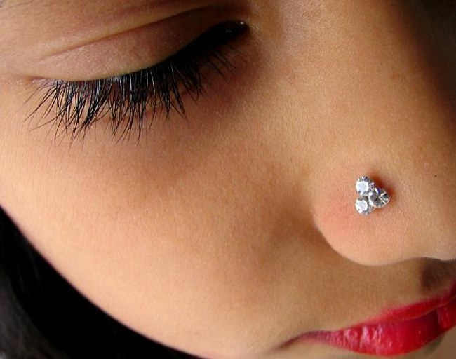 How can't hurt to get a piercing in the nose