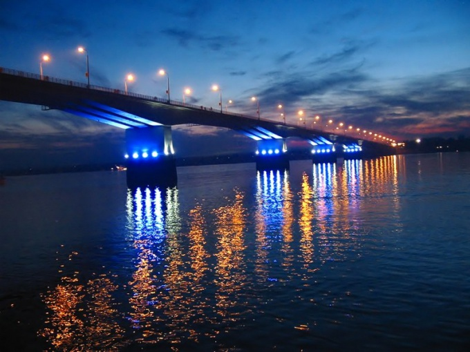 Где находится самый длинный мост в России