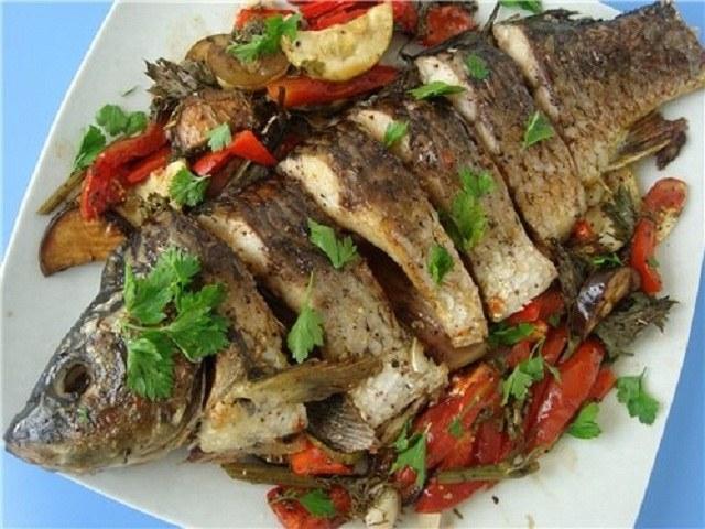 Как готовить речную рыбу