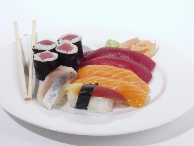 Где можно заказать ингредиенты для суши