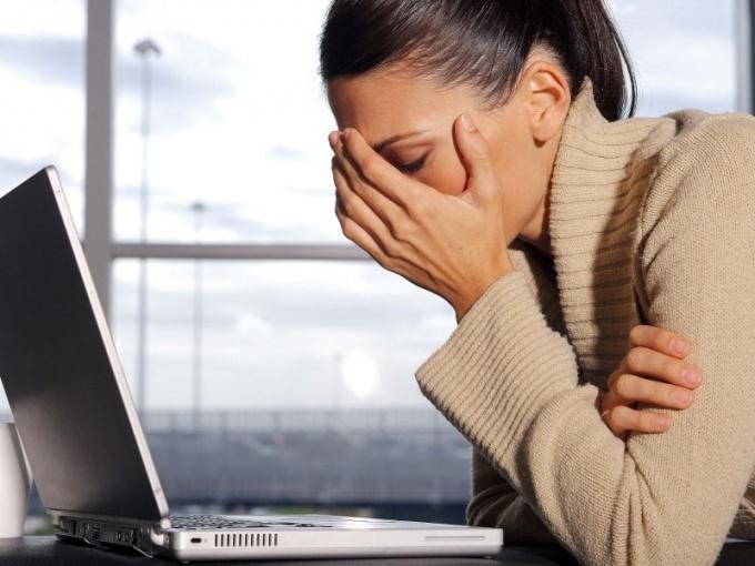Нелюбимая работа принесет  негатив и усталость