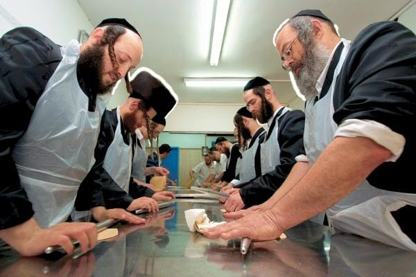 Where to buy kosher food in Moscow