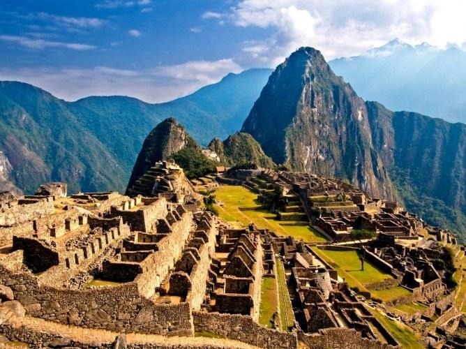 Мачу Пикчу – крупнейший город империи инков
