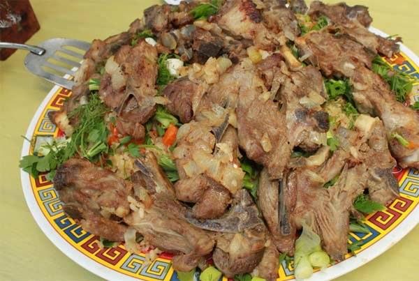 Как готовить говяжье легкое