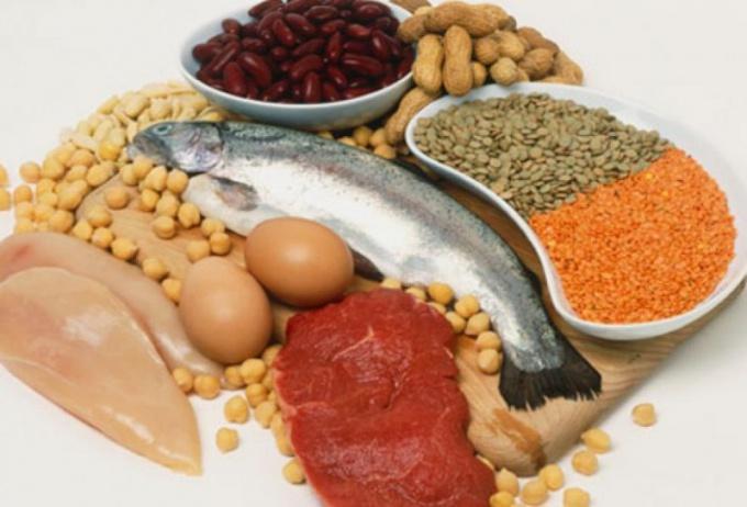 В каких продуктах питания содержатся аминокислоты