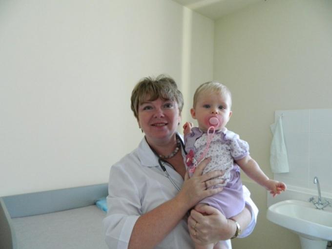 Как узнать расписание приема в детской поликлинике
