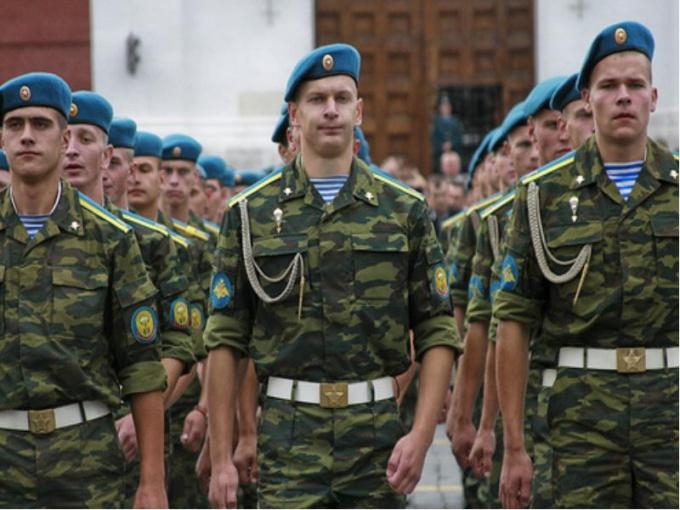 Собираясь на военную службу, многие призывники мечтают попасть в Воздушно-десантные войска
