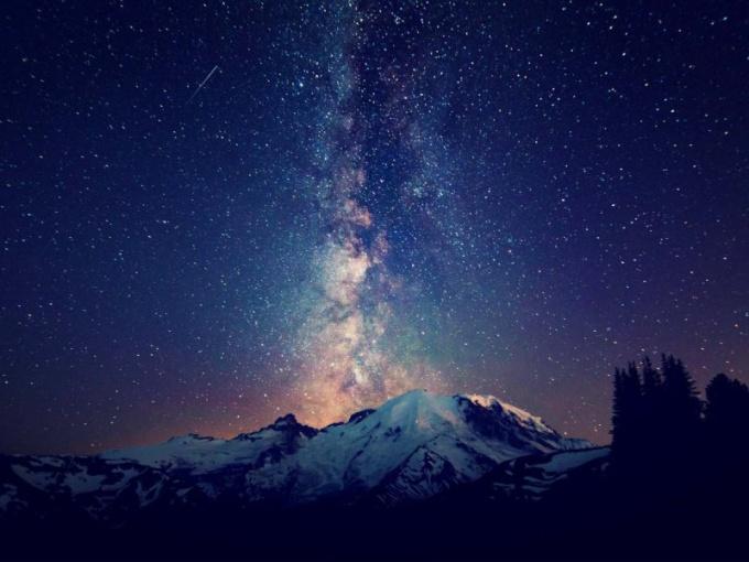В какой галактике находится планета Земля