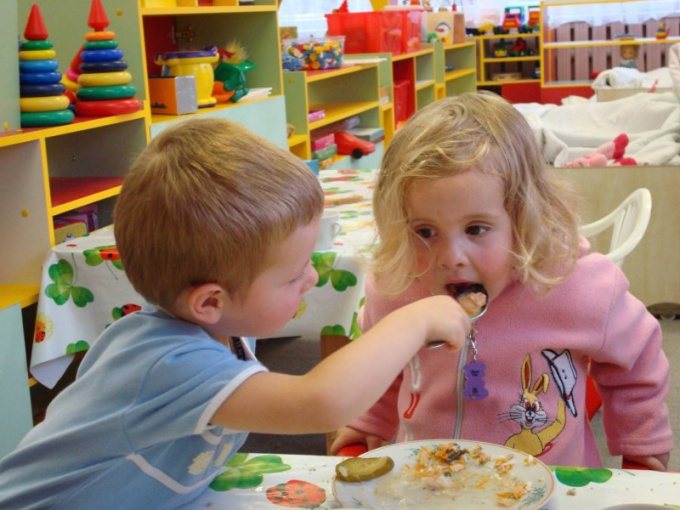 Какие документы нужны для оформления ребенка в частный сад