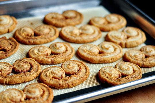 Как приготовить печенье «Палмьерс»
