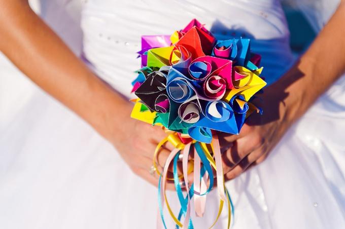 Годовщина свадьбы 2 года - Бумажная свадьба
