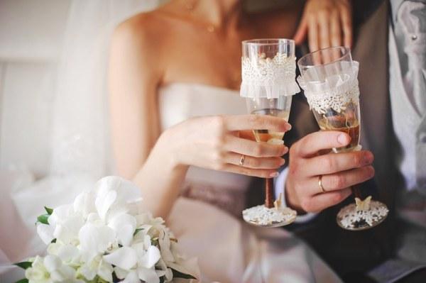 Годовщина свадьбы 15 лет - Стеклянная свадьба