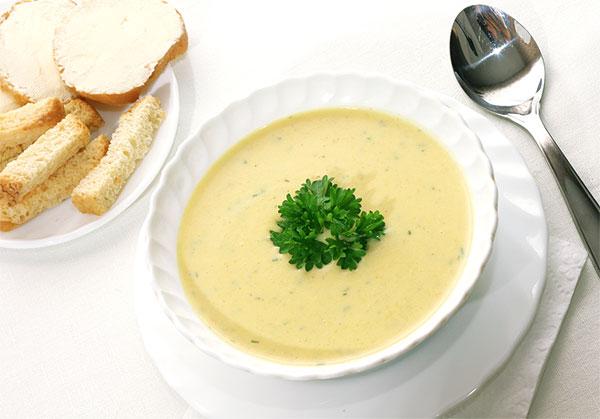 Суп-пюре рецепты