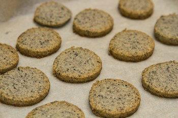 Как приготовить японское кунжутное печенье