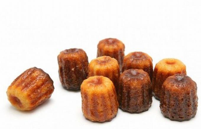 Как приготовить десерт «Каннеле»