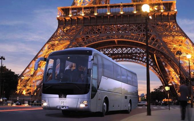 Автобусные туры по Европе - увлекательное путешествие
