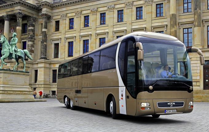 Автобусные туры по Европе – какие они?