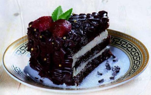 """Как приготовить торт """"Сливочно-шоколадный"""""""