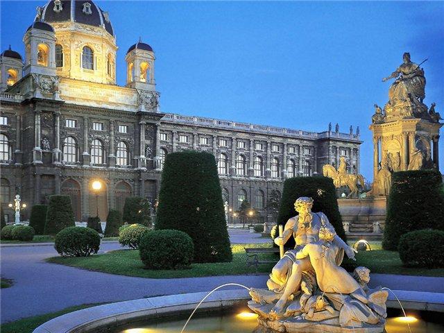 Некоторые достопримечательности Вены