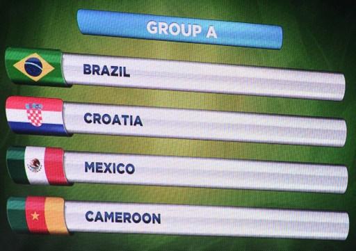 ЧМ 2014 по футболу: как прошел матч Мексика-Камерун