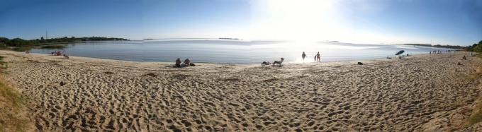Пляж Эль Аламо