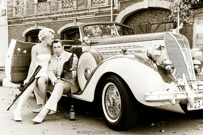 Тематическая свадьба – Сицилийская мафия