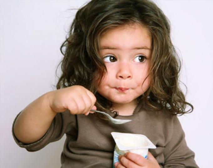 Разумное питание для здоровых детей