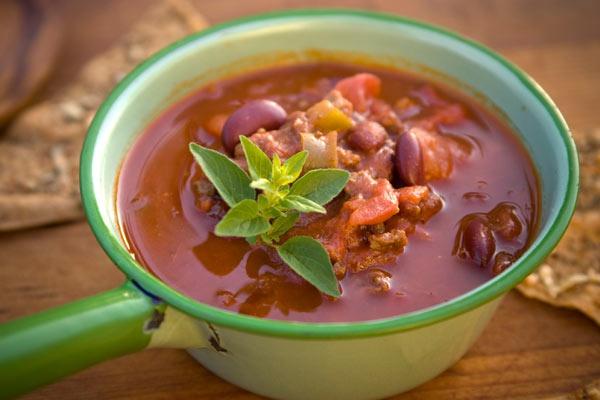 Мексиканский острый суп