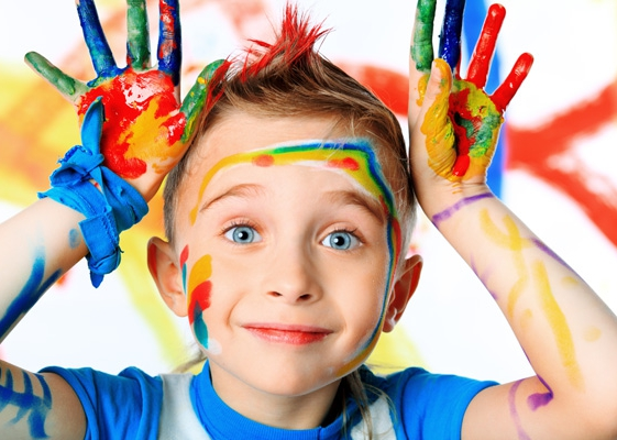 Как поддержать в ребёнке тягу к творчеству