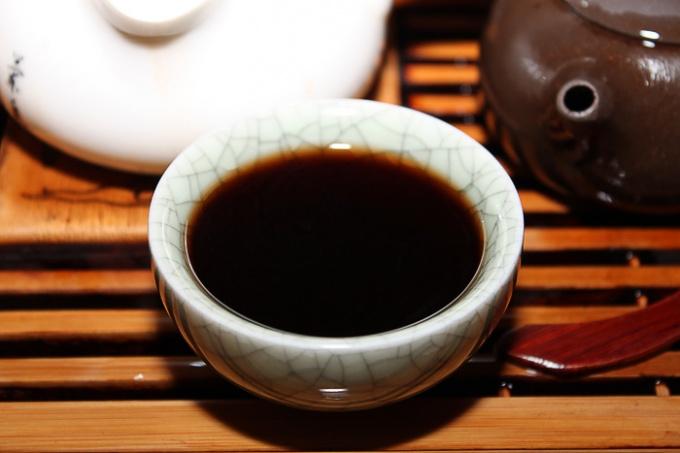 здоровое питание чай