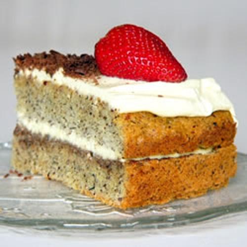 Венгерский ореховый торт без муки