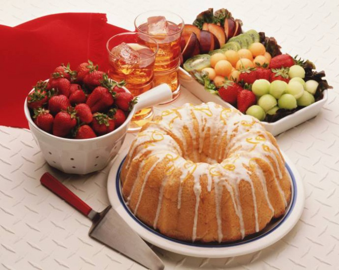 Кекс «Праздничный»