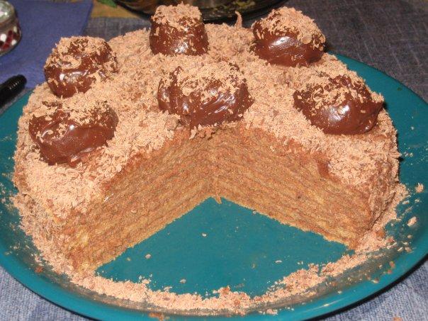 Как приготовить торт «Трюфель»