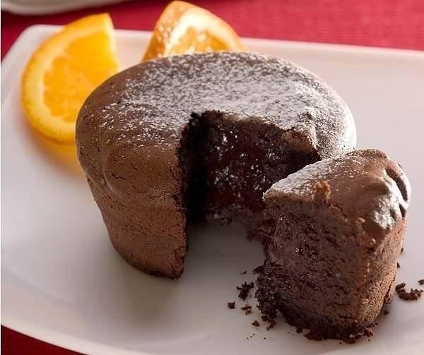Как приготовить шоколадный кекс по-французски