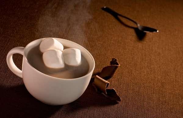Горячий шоколад с кайенским перцем