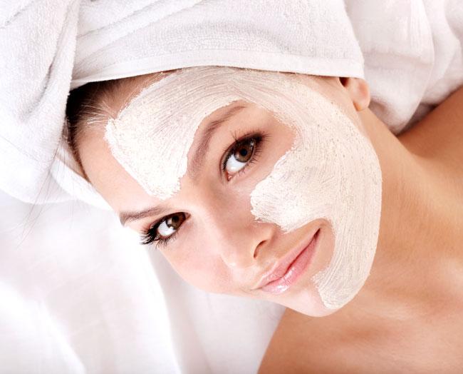 Повседневные маски для лица из натуральных продуктов
