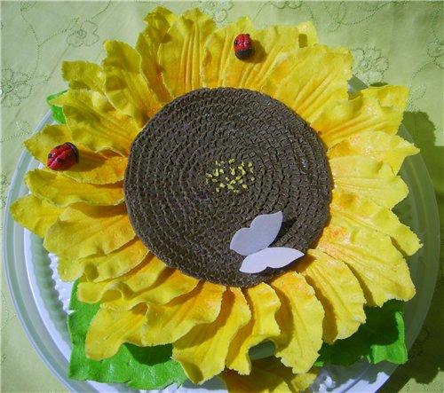 Готовим торт «Санвиталия»
