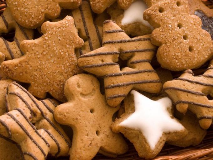 Печенье «Первый снег»