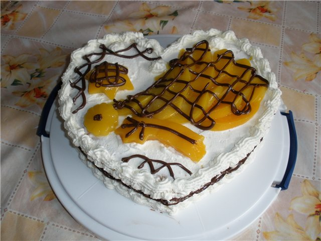 Как приготовить торт с творожно-йогуртовым кремом