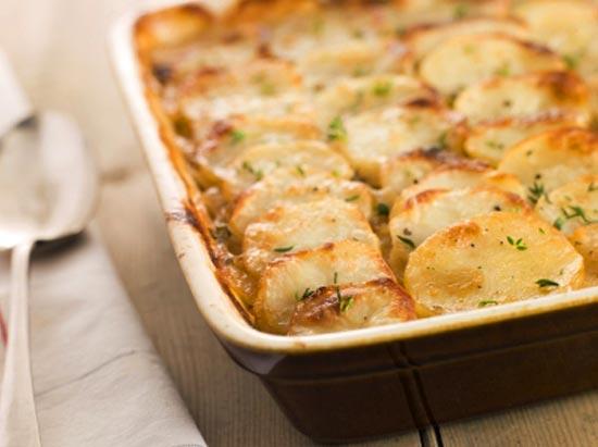 5 диетических блюд из картофеля