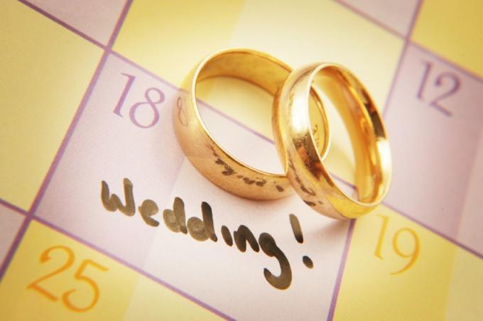 Как подготовиться к свадьбе - основные этапы